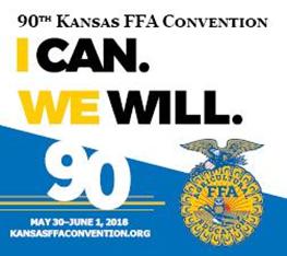News from 90th Kansas FFA Convention at Kansas State University
