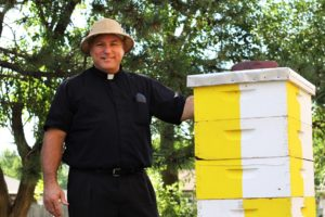 Father Kevin Weber is the BANK VI Hero of the Week