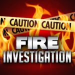Fire destroys trailer home