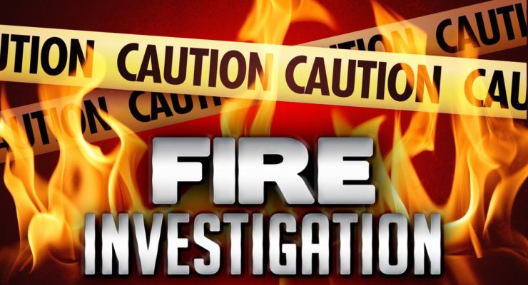 Police Investigating Suspicious Vehicle Fire