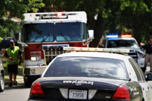 Salina man evicted, attempts to burn down residence