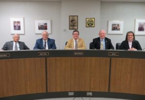 Unofficial  Saline County Commission minutes 12-06-2016