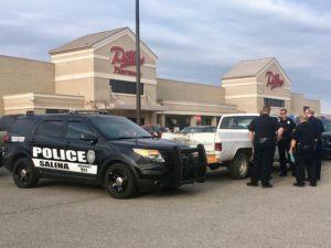 Salina Police find handgun hidden in Dillons bathroom after pursuit