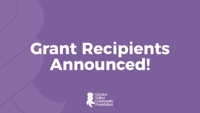 April grant recipients announced