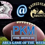 PKM Steel Service Game of the Week: Trojans Outrun Knights