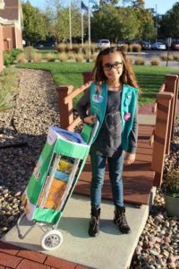 Girl Scout cookie sales begin February 11th