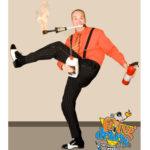 Salina Public Library to Bring Juggler, Flying Debris, to Oakdale Park