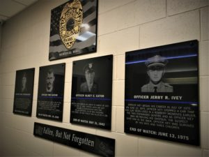 Salina Police to hold public ceremony to honor fallen heroes