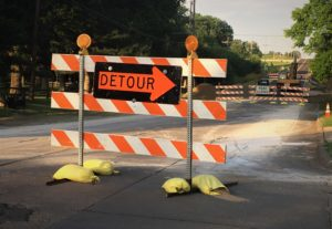 Venus and Neptune intersection to close
