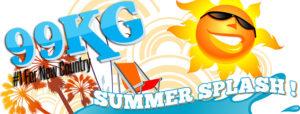 Easton Corbin to headline 99KG's Summer Splash