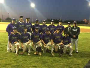 SES Baseball Will Host KSHSAA Regional