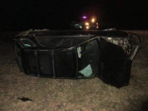 Wells woman injured on Old 81