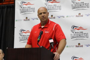 Eric Clayton, Liberty head coach, resigns