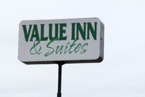 Motel guest found beaten, unconscious