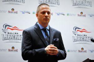 Bertz named new Salina Liberty chief operating officer