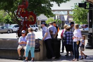 SculptureTour begins in downtown Salina