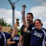 Annual Torch Run supports Special Olympics