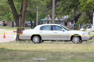 Victim identified, homicide investigation underway