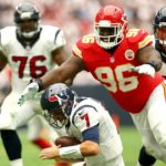 Chiefs defensive lineman Jaye Howard goes on injured reserve