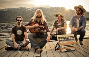 Jeff Crosby and the Refugees to perform at Great Plains Theatre