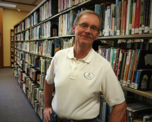 Public invited to retirement party for library director Joe McKenzie