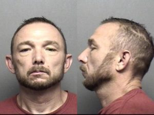 Man arrested for hitting a police officer