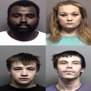 Eight Now in Custody from July Most Wanted List