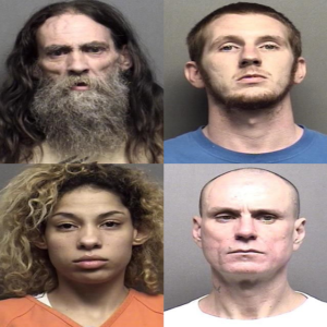 Four More Arrests Confirmed from July Most Wanted List
