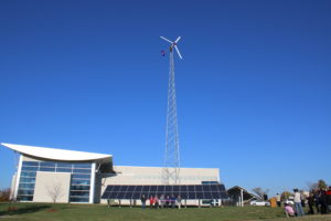 Kansas State Polytechnic adds renewable energy to campus