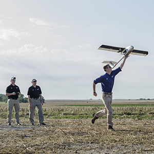 Kansas State Polytechnic receives FAA's first waiver to a university to fly UAS beyond line of sight