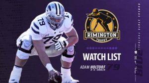 KSU's Holtorf on Rimington Trophy watch list