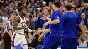 Jayhawks and Horned Frogs to clash Tuesday in Lawrence