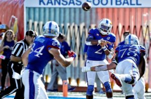 Kansas Looks to Bounce Back at Memphis