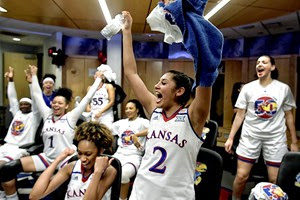 KU women's basketball to have two Big 12 games on TV