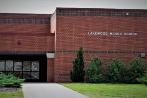 Police presence at Lakewood middle school