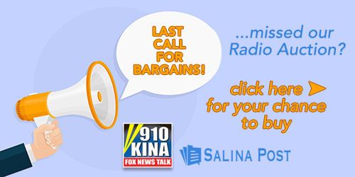 FOR SALE:  Radio Auction Items