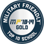 Salina Tech named a Top 10 Military Friendly® College