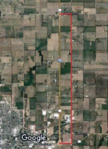 Traffic on I-135 To Be Detoured in McPherson County