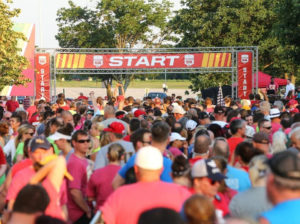 There's still time to sign up for the Arrowhead 5K!