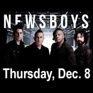 Newsboys Coming to Bicentennial Center
