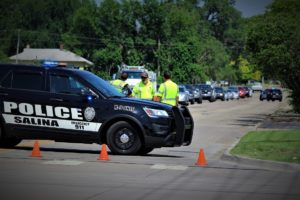 UPDATE: Chemical reaction in Northeast Salina prompts evacuation