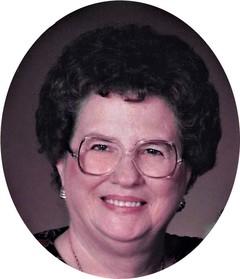Maureen Agnes Kesl (Hurley)