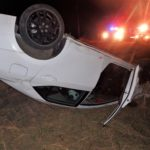 Salina man injured in single-vehicle rollover