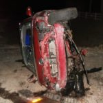 Topeka man injured in Saline Co. accident