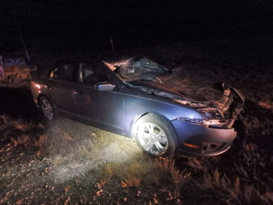 & Kansas man avoids serious injury after car hits a cow azcodes.com