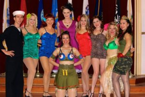 Pin-Ups on Tour comes to Salina  Thursday July 19th