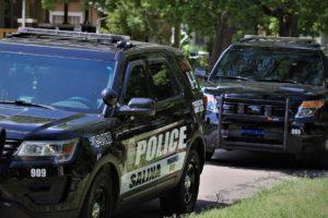 Salina man arrested for threatening neighbor with brick