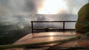 Saline County emergency crews return home