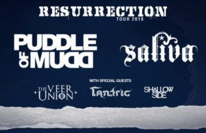 The Resurrection Tour 2018 will make a stop at Tony's Pizza Events Center on Friday, September 7th