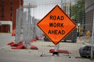 Crews begin improvements on Country Club Road